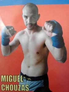 Miguel Chouzas del PlanasBox, intentará alcanzar la final en el peso pesado.