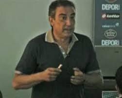 El prestigioso traumatólogo Dr. Pombo Prieto, organizador y ponente del 4º Congreso.