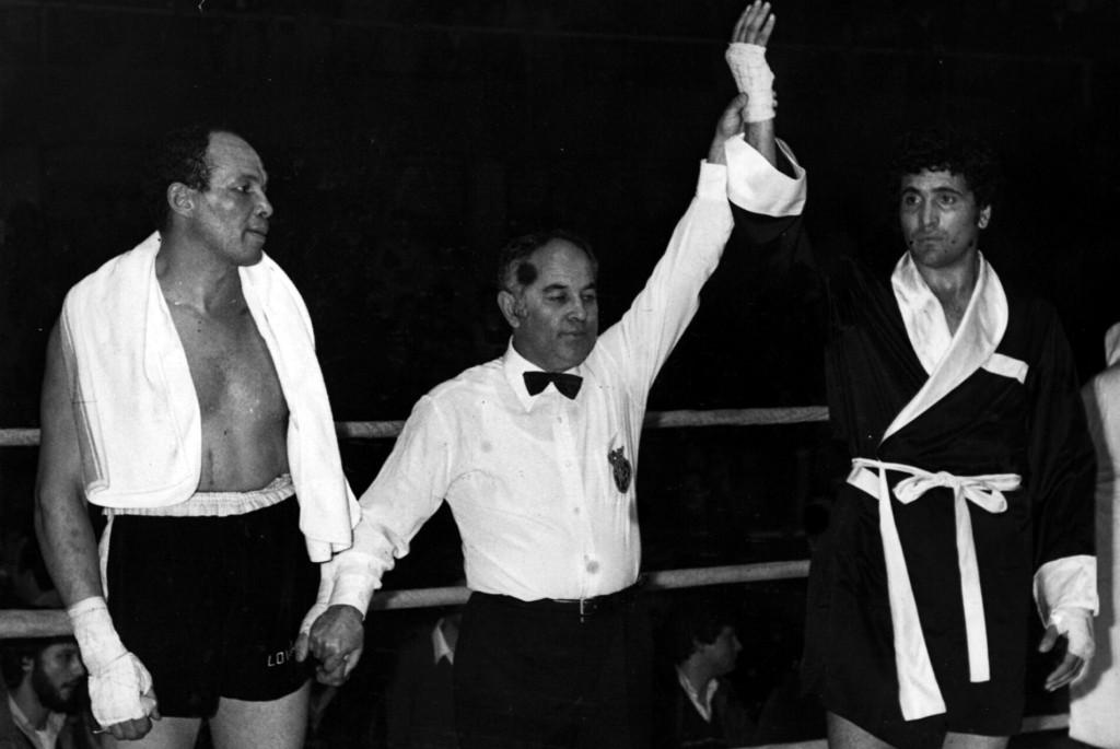 FELIPE RODRIGUEZ PIÑEIRO fue el eterno campeón del peso pesado.