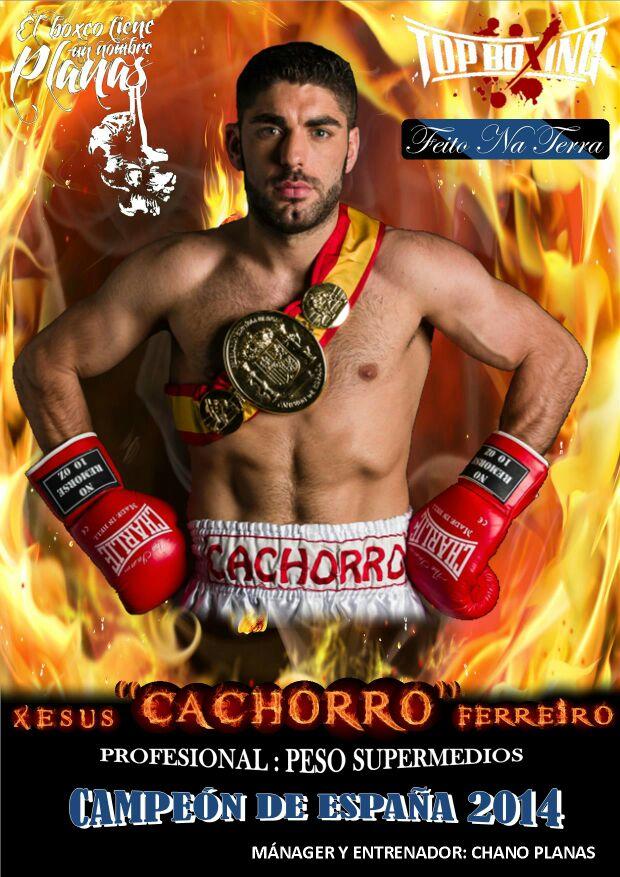 El doble campeón español, fue homenajeado por su inestimable colaboración Con el Penal de Teixeiro