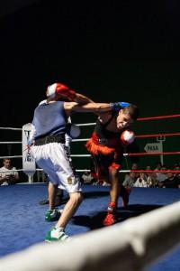 Pablo Gonzalez, una de las mas firmes figuras de la actualidad. foto cortesía Topboxing.