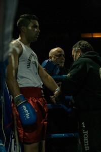 El pupilo de Miki Sánchez obtuvo una victoria indiscutible. foto Parreño
