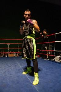 Saúl Gacio se vio eliminado en la final. foto Parreño