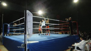 Pablo Gonzalez se alzó con la victoria ante Pequeno Izquierdo.