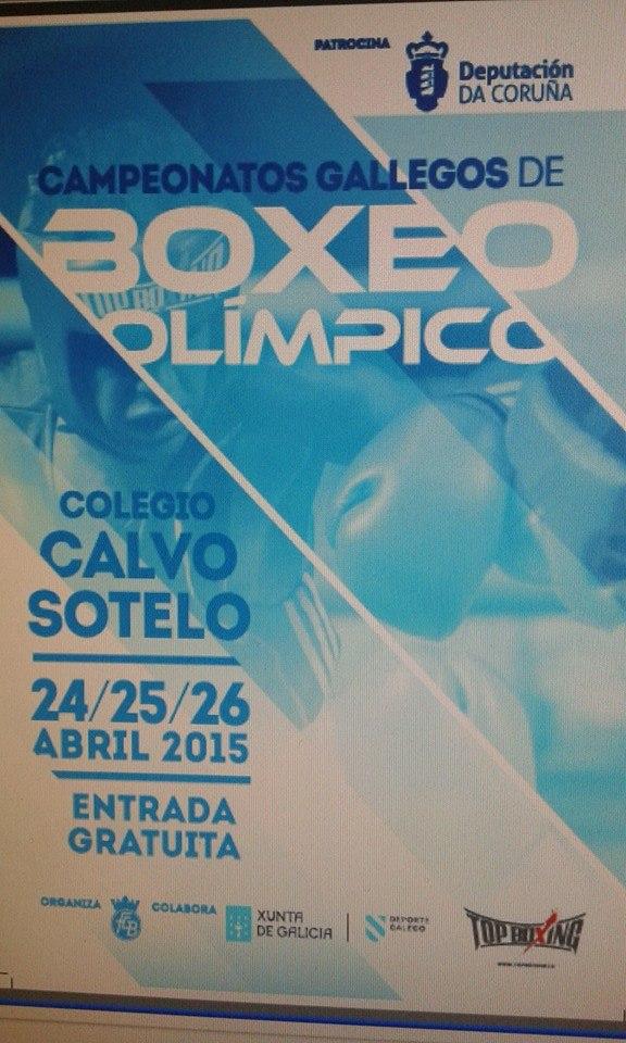 El prestigioso centro educativo Calvo Sotelo dara cobijo a todos los participantes.
