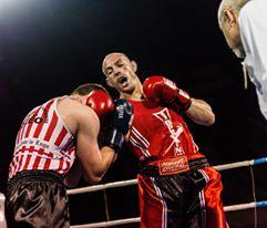 MIGUEL CHOUZAS será un aliciente mas en el evento boxístico de esta noche. foto Juan del Rio