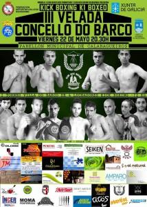 Cartel anunciador del Primer Torneo Villa de O Barco
