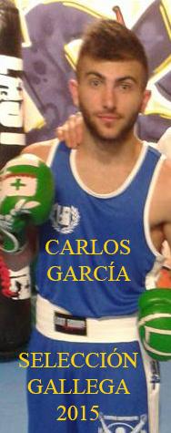 """Carlos """" LA SENSACIÓN GARCIA """" conquistó la medalla de Bronce. foto cotesía Carlos Garcia."""