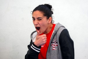 Lorea Murgoitio. foto Verde.