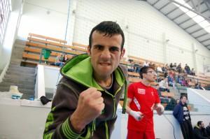 Aarón Gonzalez foto Verde.