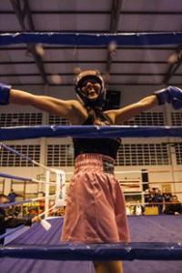 En un gran combate, Montse Rey, demostró que el no ganar, no significa haber perdido.