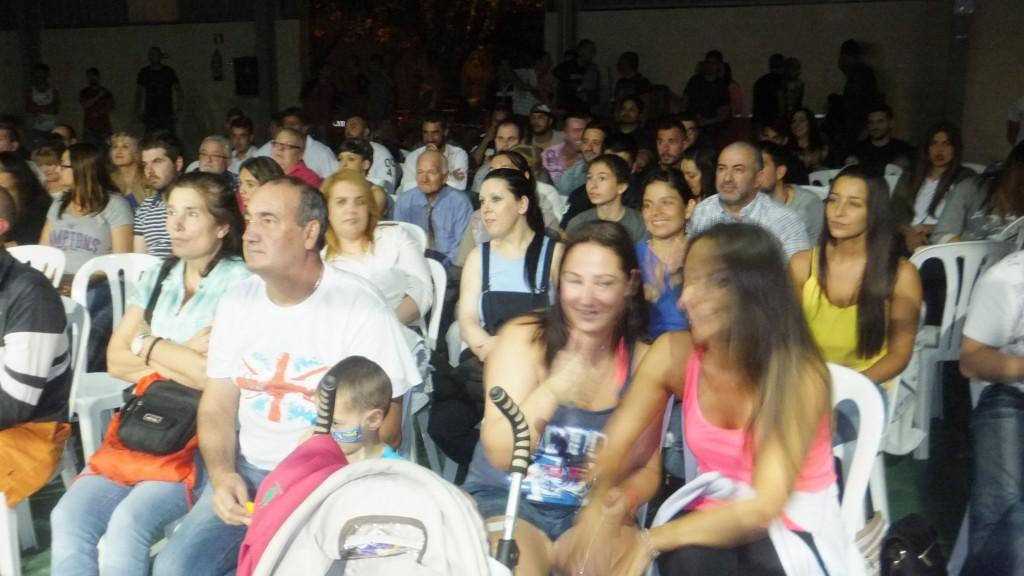 Se prevé una gran afluencia de asistentes a las instalaciones de A FIEITEIRA.