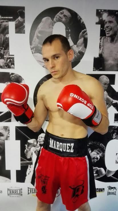 """David """" Marquez """" Aller venció en su anterior enfrentamiento"""
