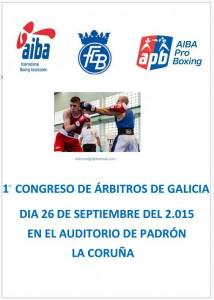 El próximo septiembre marcará la efeméride del I Congreso de Árbitros. cortesía del C. G. d A.