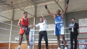 Miguel Mendes cuenta sus combates por victorias foto boxeodemedianoche