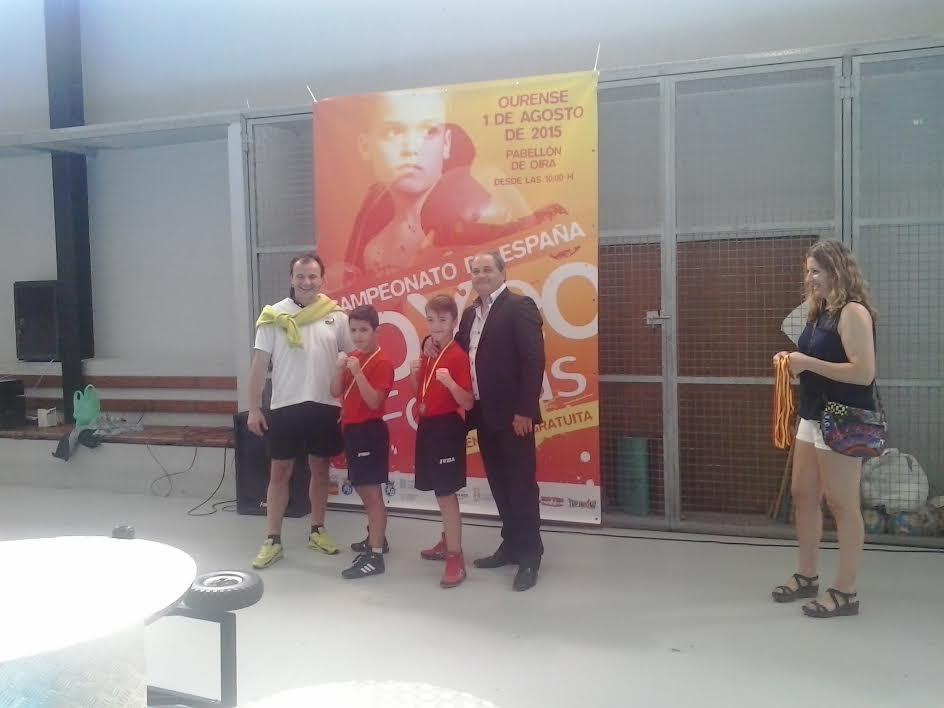Estos eventos para niñas y niños en edad escolar son una iniciativa de la FGB para promocionar las técnicas del Boxeo .
