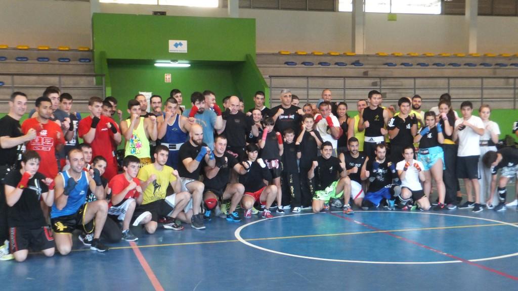 Grupo de asistentes al seminario impartido por Cesar Córdoba.