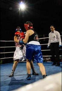 La revancha al combate nulo entre Tania Alexandra y Marta Bohóquez , está servida. que gane la que lo merezca.