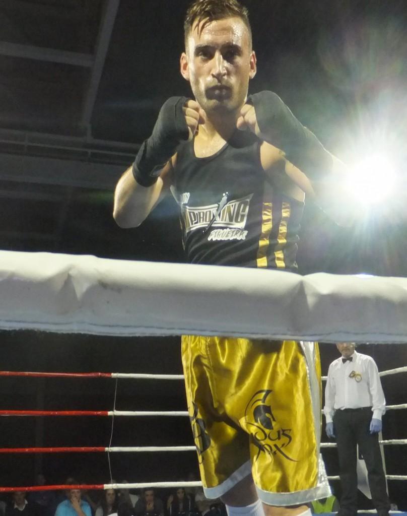 Gentleman Bengala se perfila como rival a batir por los de su peso que quieran aspirar a medalla. foto bm