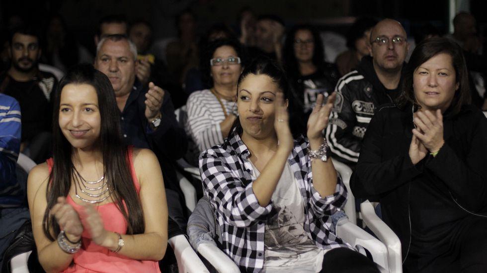 El público asistente disfrutó de un gran espectáculo