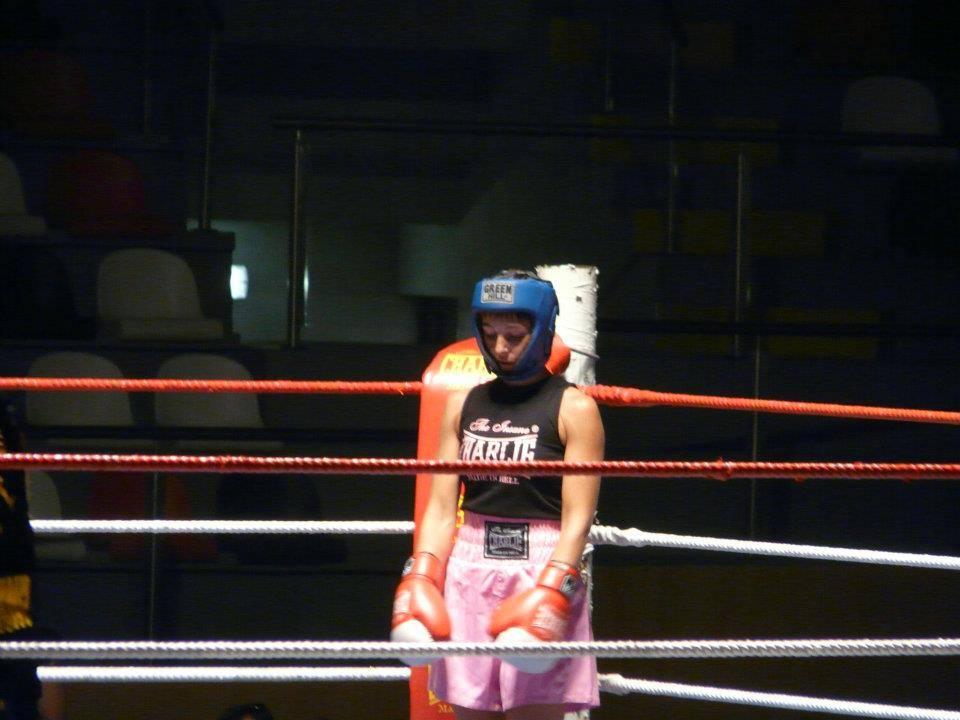 MONTSE REY vuelve a participar en los Campeonatos Gallegos foto Montse rey