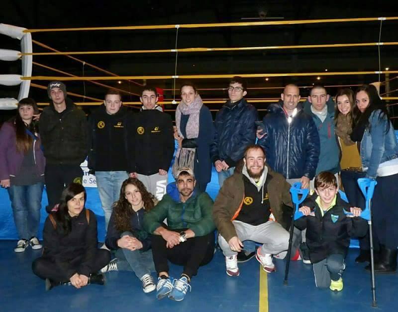 LA ESCUELA DE BOXEO EL CANARIO que dirige ISRAEL BENITEZ SOMOZA, organizará junto con la FGB la final de los Campeonatos 2016.
