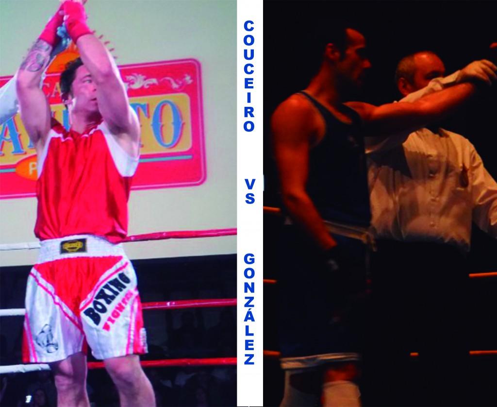 FINAL DEL PESO SUPERWELTWER ( -69 kilos ) DIEGO COUCEIRO - AARÓN GONZÁLEZ