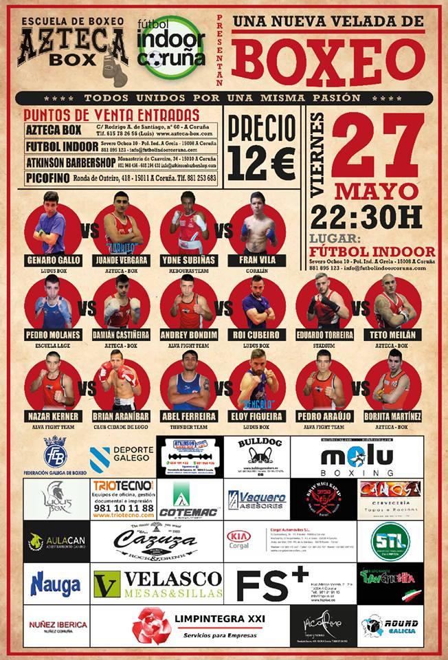 Cartel promocional de la gran producción dirigida por LUIS SUÁREZ SANTOS: