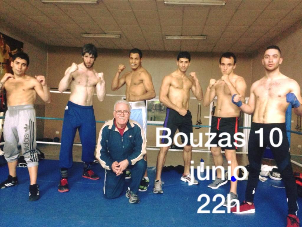 El decano del boxeo gallego organiza en Bouzas el venidero día 10
