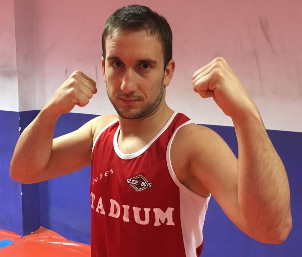 El pupilo del Stadium tendrá la oportunidad de tomarse la revancha ante Carlos Bao del Boxing Cidade de Lugo.