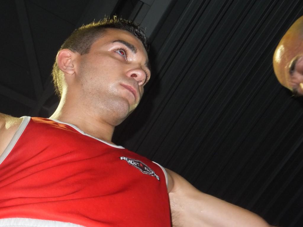 Manu Trigo se impuso al pupilo de Sergio Seco, Cristian Teira.