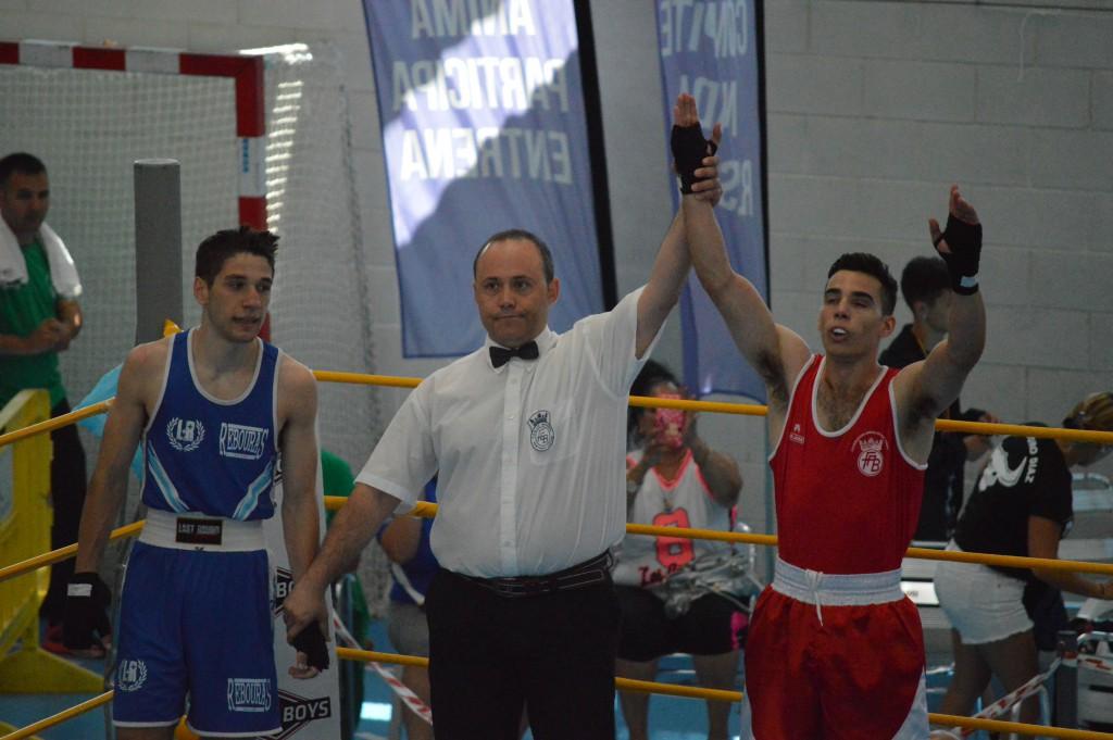JONATHAN RODRIGUEZ , medalla de plata. Foto Juan Barral.