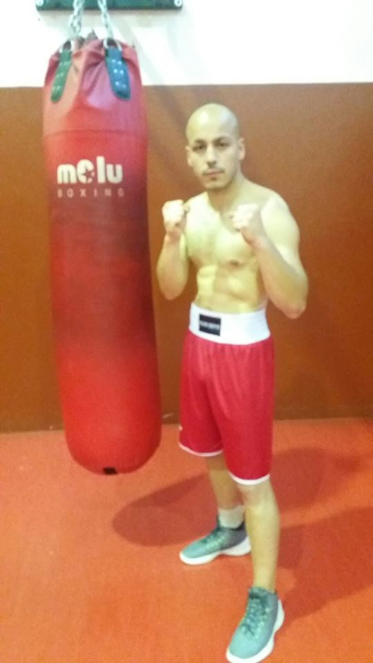Yeray Pérez del Ludus Box Artabrum será el rival