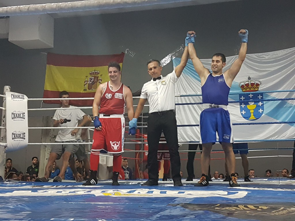 Resultados de la i velada gimnasio lanzal a for Gimnasio triunfo