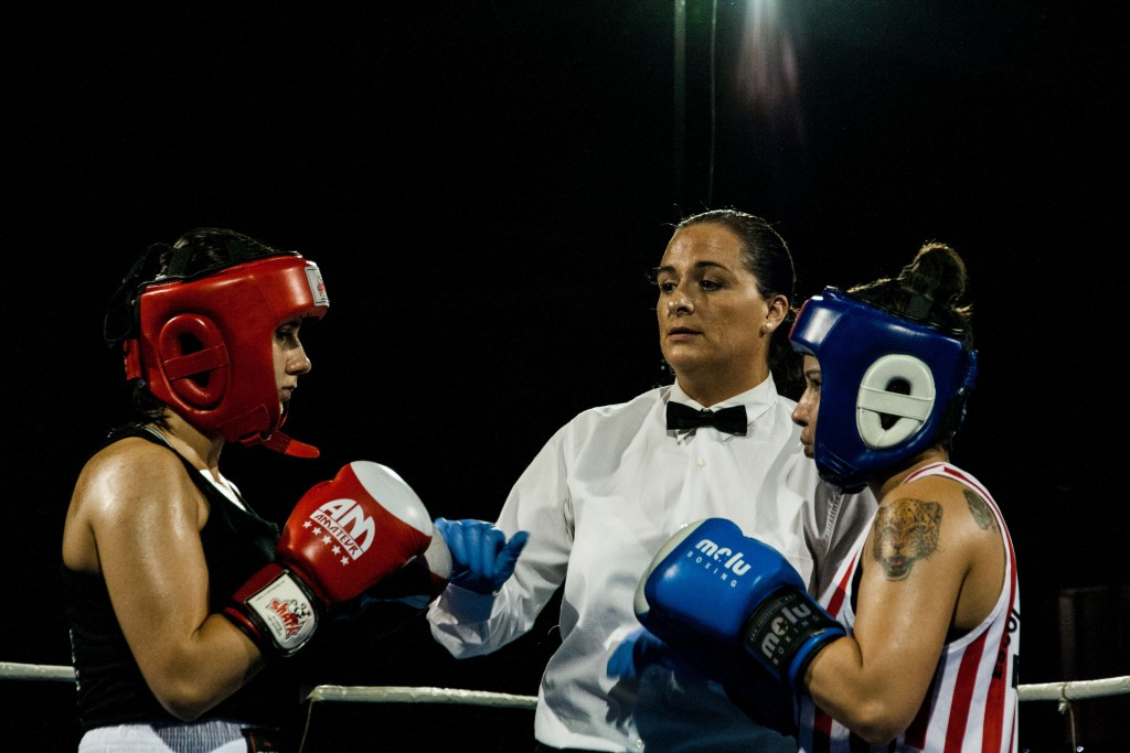La Directora de Combates y colaboradora de boxeodemedianoche Eva Sanchez, opina sobre el combate por el título.