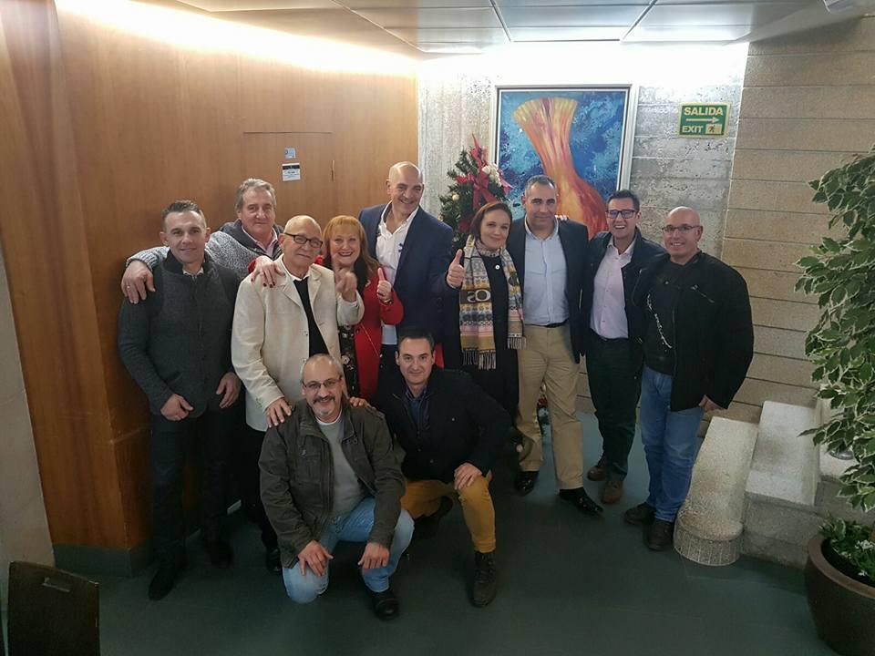 El Comité Gallego de Árbitros de Boxeo, celebró su cena anual.