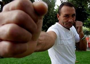 Raul Añon Pose, en una foto de Casal para La Voz de Galicia.