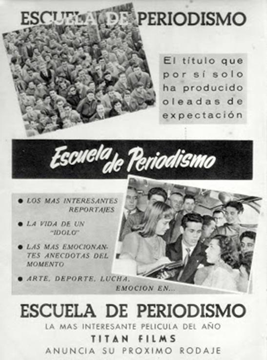 Propaganda de Izaro films de una de las peliculas en las que intervino FRED GALIANA.