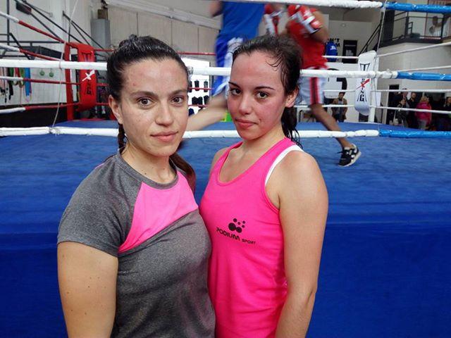 Paula López y Mara Fontaiña formarán parte de las aspirantes al Gallego Élite Femenino de Ribeira.