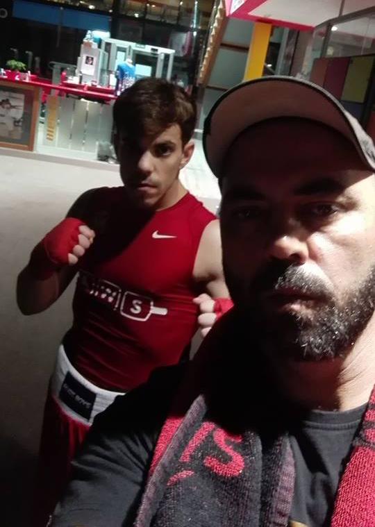 """Tono da Silva , será junto con su alumno Goyo """"Rubio"""" Gracía  protagonistas del macro- evento del día 22 en Noia."""