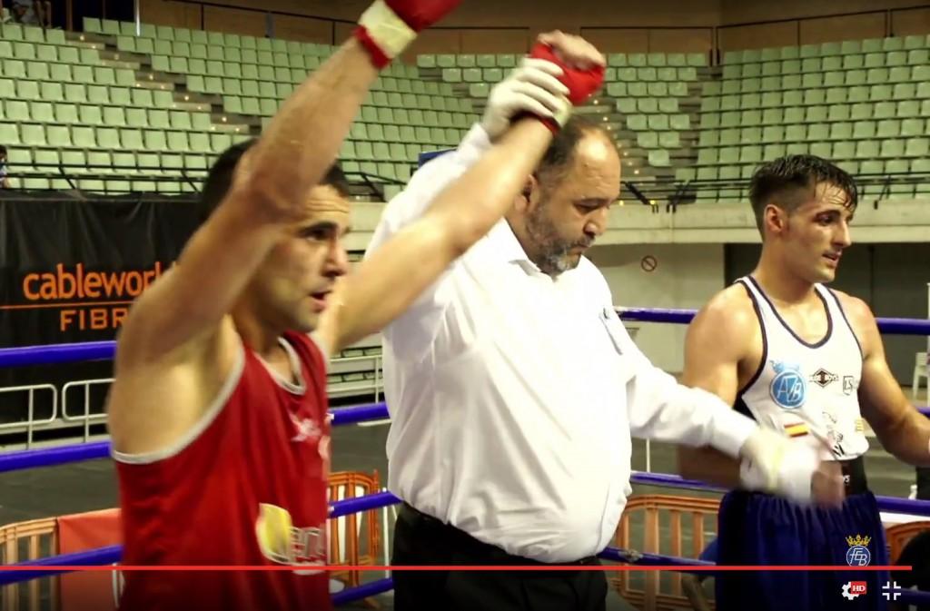 Con este triunfo Aarón gonzález se adueña de la Plata y pone proa hacia el Oro.