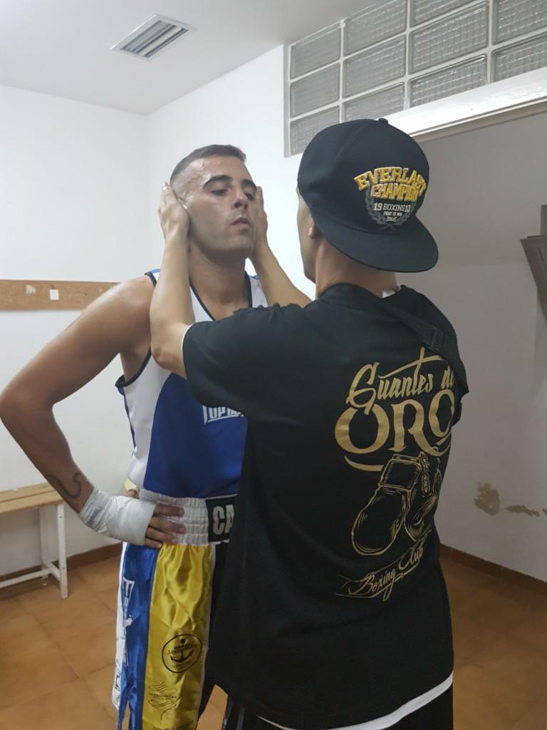 El Guantes de Oro presentará a su emblemático boxeador Adrian Miras Muiño en el Principado de Asturias.