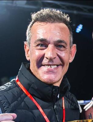 Gonzalo Campos de Lara es presidente de Aebox.org y es el gerente del mayor proyecto de premios establecido dentro del boxeo español. Foto cedida.