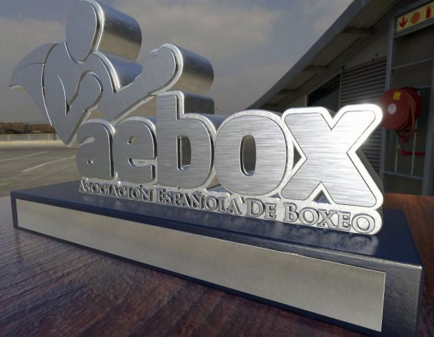 Logotipo de los nuevos premios del boxeo español instaurados por Gonzalo Campos de Lara. Foto cedida.