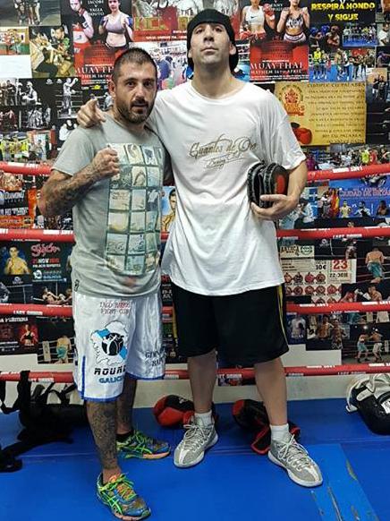 La unión de boxeo Barros & Fran