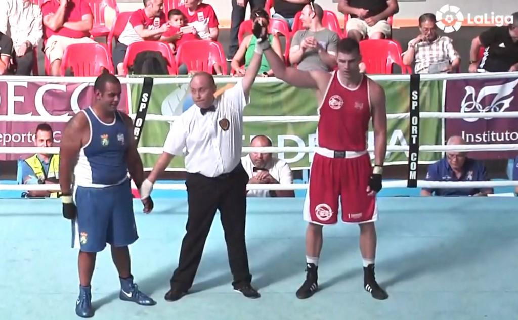 Martiño Río González, puede optar en la final de mañana a revalidar su Título de campeón nacional. LaLiga4Sports