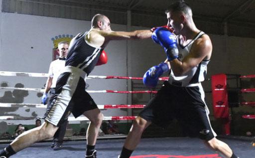 Imagen de O Sil Deportivo del combate entre Olmo de Paz y Bruno Couto
