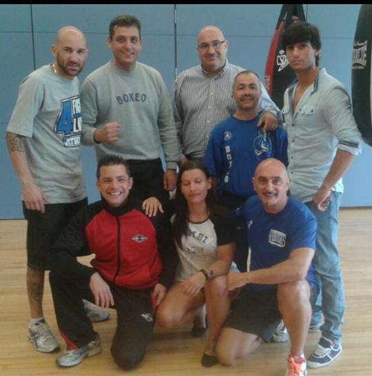 Este es el grupo que marcó la génesis del PNTD. El grupo se fue renovando y solo quedan como los más veteranos Oliver de Asturias y Rebouras de Galicia. Cedida.