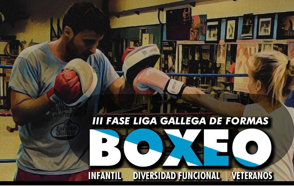 Fotografía gentileza de José Luis Álvarez López sobre la Liga Infantil de Boxeo.