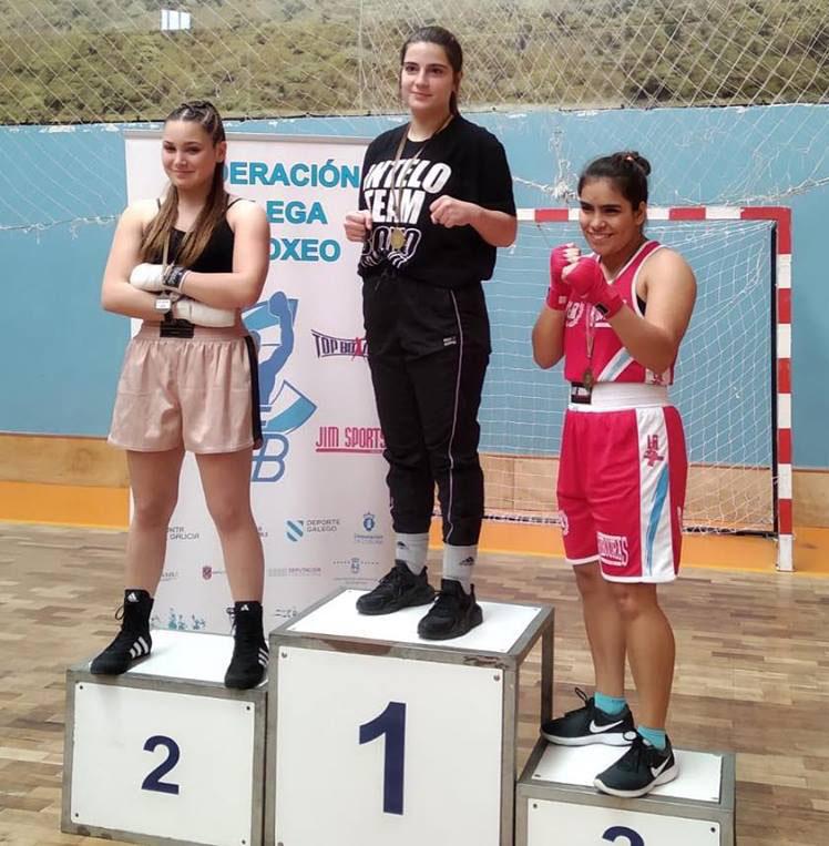 Sara Sastre Cochón se afianza como líder de su categoría seguida de
